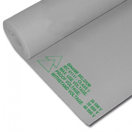 Insulating Mat Class 3 For 26500 Volt 0 6mx1m