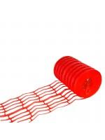 Grillage avertisseurs souterrain Rouge - largeur 50 cm