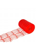 Underground warning mesh color red - width 50 cm