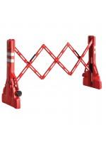 Expandable & portable barrier