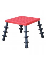 Insulating stool for outdoor use 45 kV