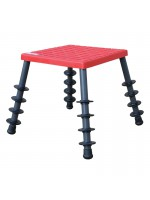 Insulating stool for outdoor use 60 kV