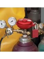Pressurized Gas Valve Lockout
