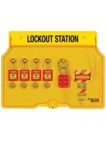 Zenex 4 Lock Padlock Station