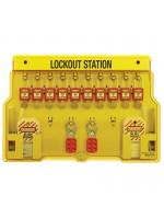 Zenex 10 Lock Padlock Station