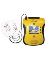 Automated external defibrillator (AED) bilingual