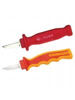 Insulated gutta percha knife