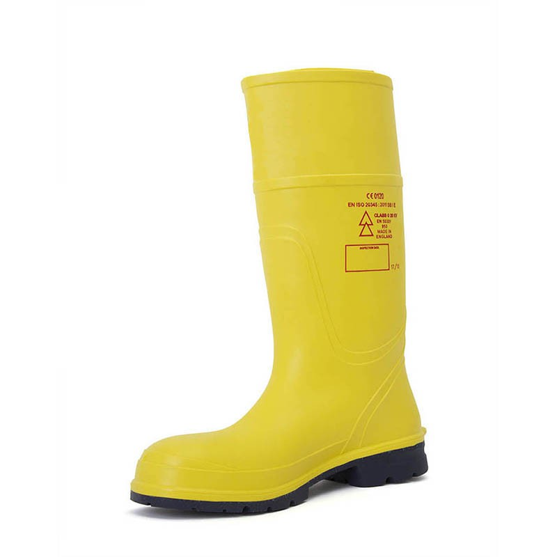 Insulating Boots For High Voltage