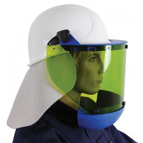 Ecran facial de protection Arcflash pour casque