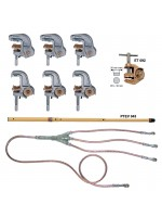 Short circuiting and earthing equipment for HV substations and indoor facilities