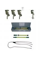 Equipement de mise en court-circuit et de mise à la terre pour postes et installations HT pour boules