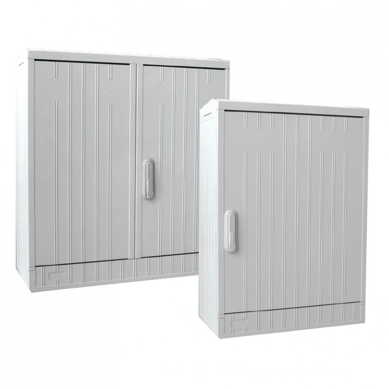 armoires en polyester pour clairage public biname. Black Bedroom Furniture Sets. Home Design Ideas