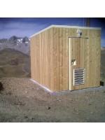 Shelter - construction modulaire