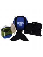 Arcflash kit category HRC 2