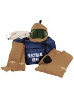 Kit Arcflash type longue veste + leggings - catégorie HRC 4 - ATPV 65 Cal/cm²
