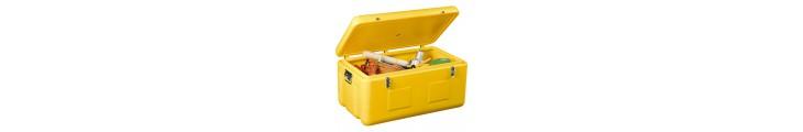 Hi-Vis yellow boxes